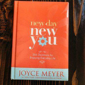 New Day, New You Devotions Joyce Meyer